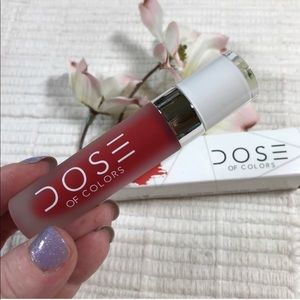 Dose Of Colors Liquid Lipstick